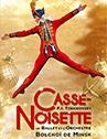 Affiche Casse noisette ballet danse Zénith de Limoges métropole
