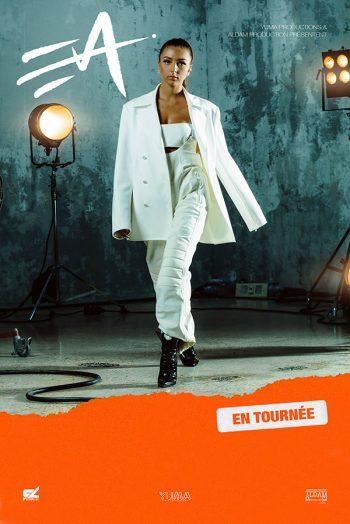 Eva Queen affiche concert Zénith de Limoges métropole