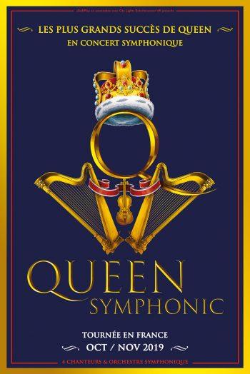 Queen Symphonic concert