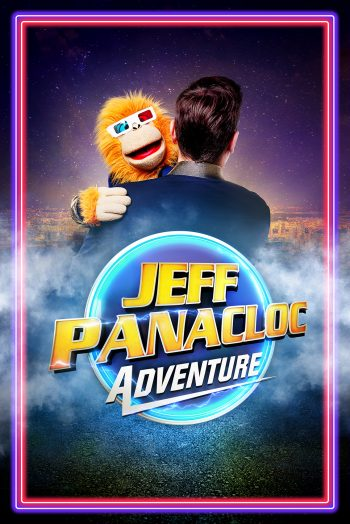 Affiche Jeff Panacloc Adventure humour one man show marionnette Zénith de Limoges